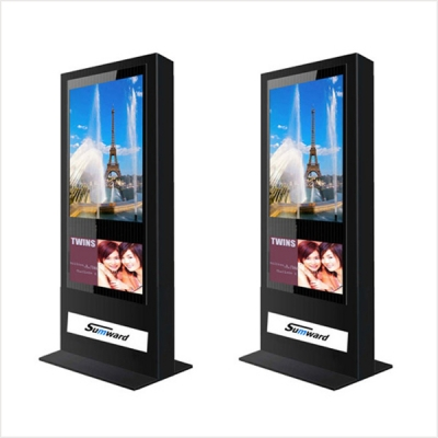 High-end Airport Advertising Display Rack