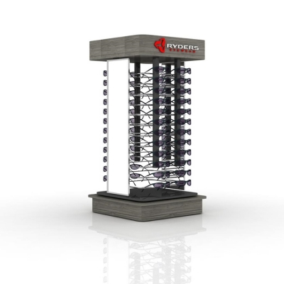 Sonnenbrille Display Rack